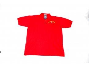 Tričko, triko Polo Anvil US Marine Corps  -červené