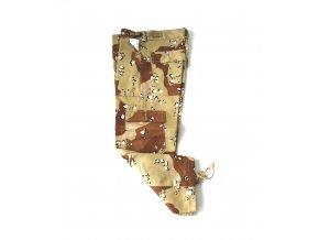 Dětské kalhoty U.S.A. - desert 6 COL