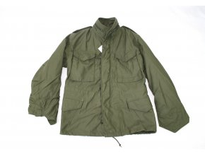 Polní kabát,bunda M65 originál US ARMY - oliv