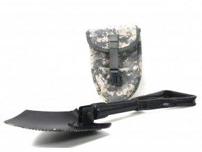 Polní lopatka s obalem Molle II US - at digital