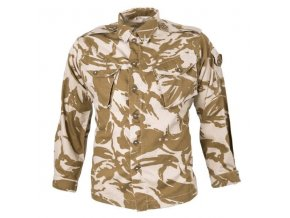 british desert dpm tropical combat jacket 1