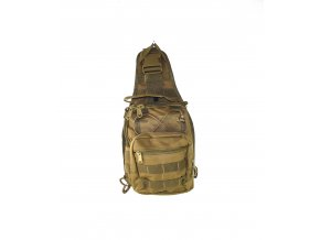 Batoh (taška) přes rameno - coyote