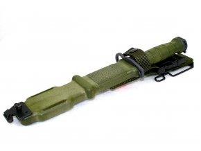 M9 bajonet, M9 bayonet and scabbard - originál U.S.