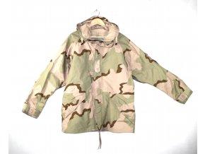 Parka (bunda) Gore-Tex - desert camouflage