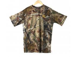 Tričko krátký rukáv - realtree