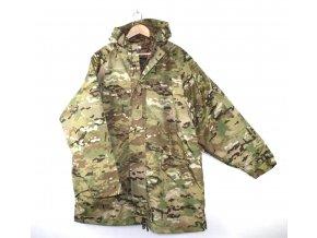 Pánská zimní bunda s vložkou - multicam