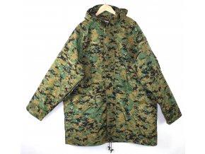 Pánská zimní bunda s vložkou - marpat