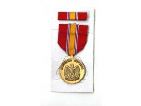 Medaile National Defense US za čestnou aktivní službu