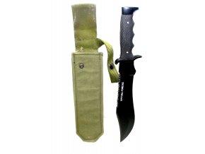 """Útočný nůž SPECIAL FORCES """"Rambo"""""""