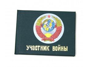 Desky na záznamy účastník vojny Rusko