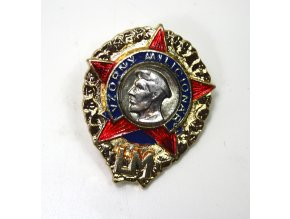 Odznak LM - vzorný milicionář