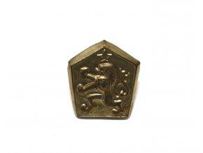 Odznak na čepici ČSLA - lev
