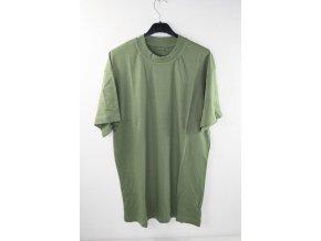 Tričko, triko AČR letní, krátký rukáv - khaki