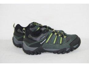 Boty, obuv treková GROW LOW - waterproof