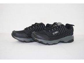 Boty, outdoorová obuv Softshell SPEED - černá