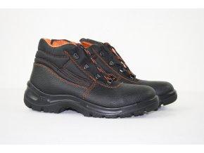 Pracovní obuv, boty PANDA - kotníková