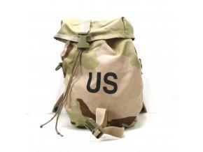 Sumka US MOLLE II. Sustainment pouch -desert
