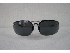 Brýle METALUX II - kouřové
