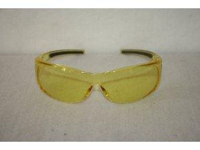 Brýle V22 - žluté