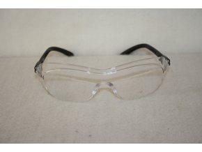 Brýle  ochranné NORTH - čiré