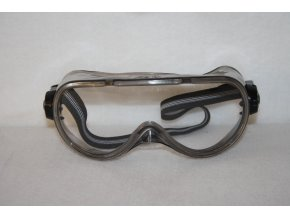 Brýle ochranné  SIELUX - bez ventilace - čiré