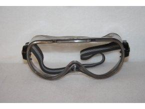 Brýle SIELUX - bez ventilace - čiré