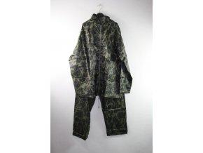 Oblek nepromokavý (kalhoty+blůza) ČERVA
