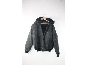 Pánská bunda 3 in 1 COVERGUARD - černá