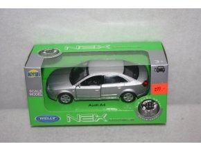 Autíčko kovové AUDI A4