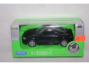 Autíčko kovové AUDI TT