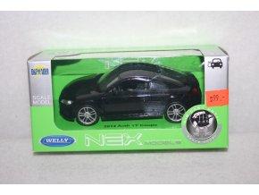 Autíčko kovové AUDI TT Coupe