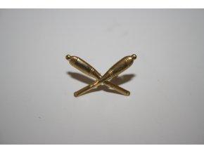 Odznak  ČSLA dělostřelectvo