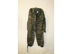 Vojenská Ruská uniforma FLORA - originál