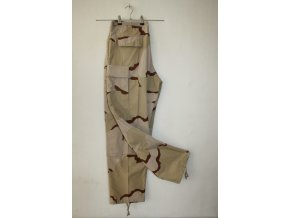 Kalhoty COMBAT RipStop - 3 COL desert
