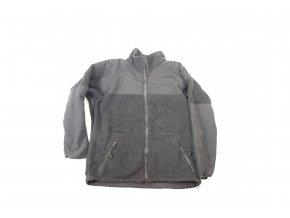 Fleecová bunda Polartec Peckham - černá
