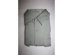 Košile AČR, s krátkým rukávem - zelená, bílá
