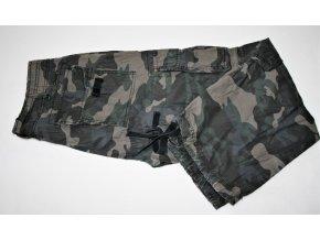 Kalhoty Brandit Vintage - dark camo