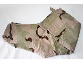Kalhoty NFR protichemické US - desert