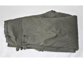 Kalhoty (vaťáky) - zelené