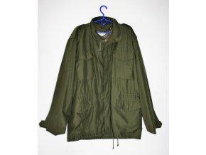 Bunda, kabát US Army, FieldCoat-Oliv, M65