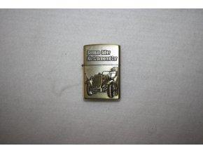 Benzínový zapalovač - German Adler