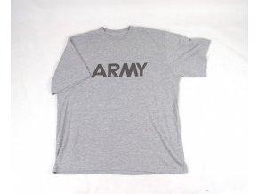 Tričko, triko  SOFFE ARMY - šedé