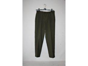 Kalhoty 97 služební AČR - zelené