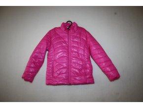 Dětská prošívaná bunda Cherokee - růžová