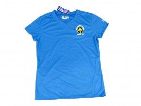 Dámské tričko, triko New Balance S.O.C. modrá
