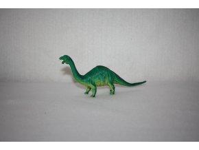Dinosaurus plastový 16 cm - brontosaurus