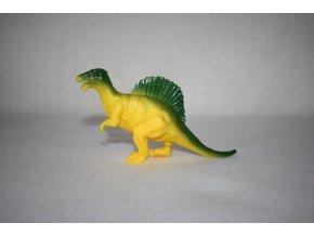 Dinosaurus plastový 17 cm - spinosaurus