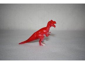 Dinosaurus plastový 13,5 cm - dilophosaurus