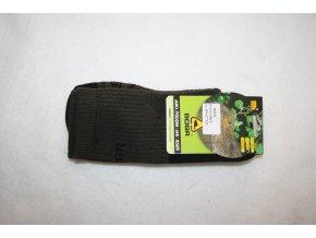 Ponožky Termo BOBR - zelené