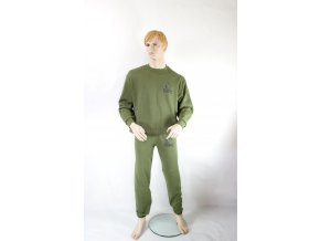Tepláková souprava USMC - zelená